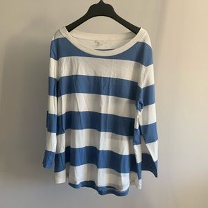COS Striped Long Sleeve Shirt